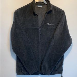 Columbia fleece jacket small men